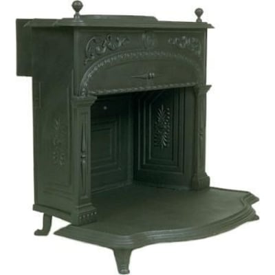 Franklin Fireplace 1