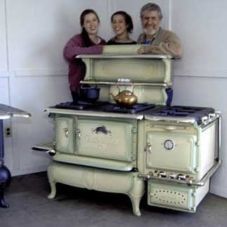 Good Time Stove Company Antique Stove Restoration Sales